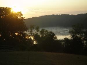 Sunrise. 7.30.2009