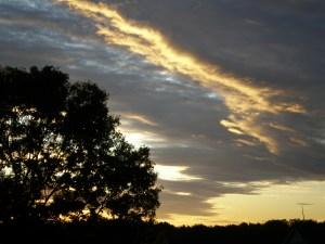 Sunrise. 9.25.2009.