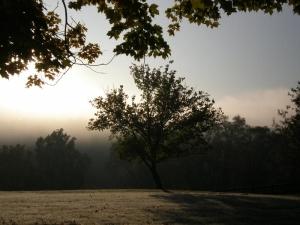Sunrise. 10.18.09.